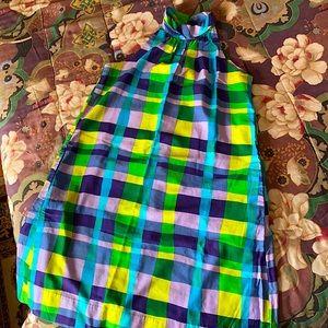 Vintage 1960s Joseph Magnin tent dress
